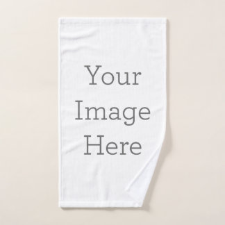 Create Your Own Hand Towel