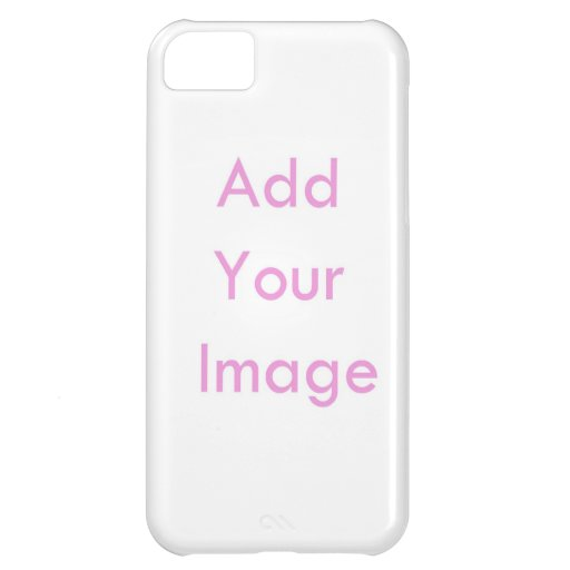Create your own home, office, business products iPhone 5C cover