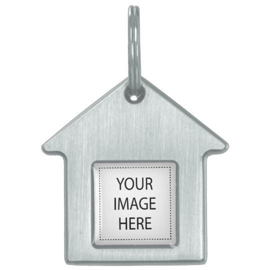 Create Your Own House Pet Tag