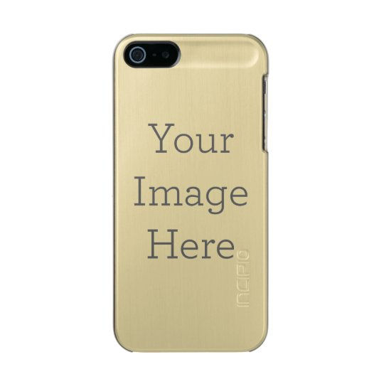 iPhone SE/5/5s Feather® Shine, Gold