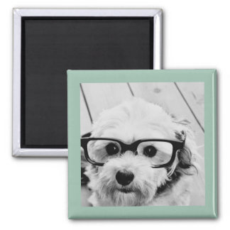 Create Your Own Instagram Art Square Magnet
