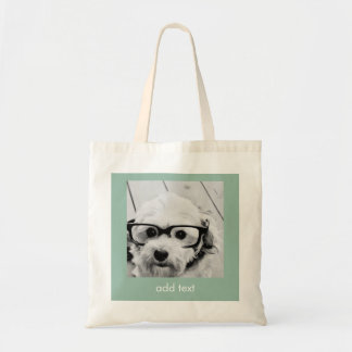 Create Your Own Instagram Art Tote Bag