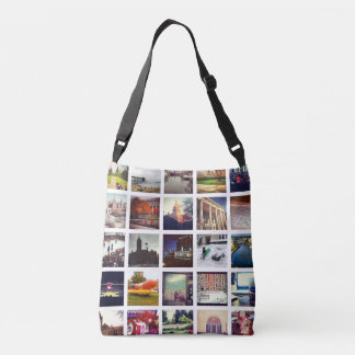 Create Your Own Instagram Cross Body Bag