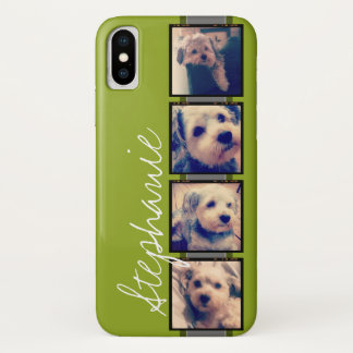 Create Your Own Instagram Photo Collage iPhone X Case