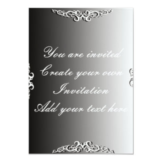 Create your own Invitation for Everything