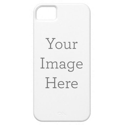 Create Your Own iPhone 5/5S Barely There Case iPhone 5/5S Case