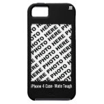 Create Your Own iPhone 5 Tough Case Black iPhone 5 Cases