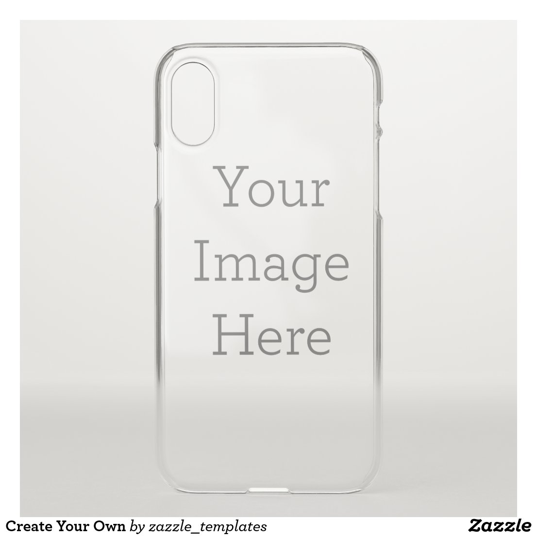 Create Your Own iPhone X