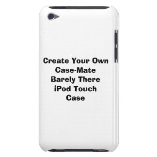 Create Your Own iPod Touch 4G Case iPod Touch Case