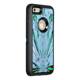 Create Your Own Italian blue Creative Heart design OtterBox iPhone 6/6s Plus Case