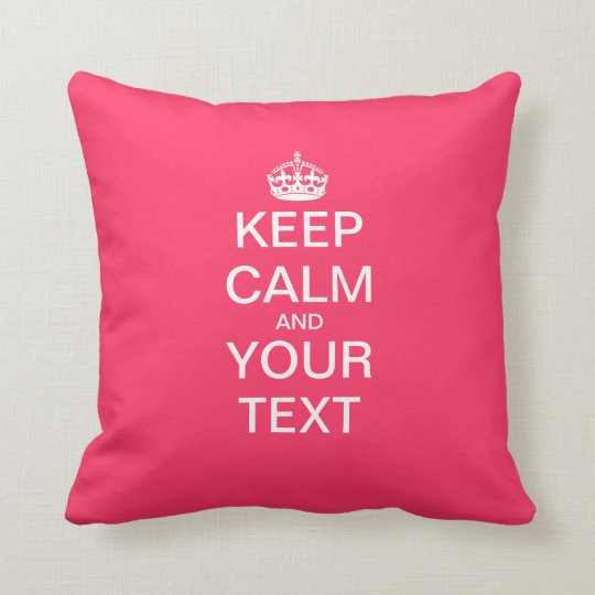 "Create Your Own ""KEEP CALM & CARRY ON""!"