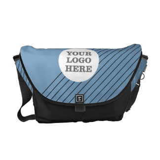 Create Your Own Logo Courier Bag