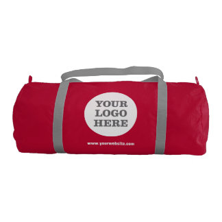 Create Your Own Logo Gym Bag
