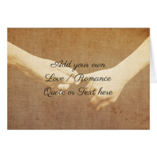 Create your own LOVE/ROMANCE Quote or Text Card