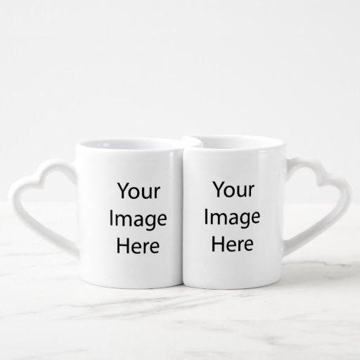 Create Your Own Lover's Mug Lovers Mug