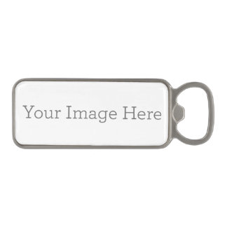 Create Your Own Magnetic Bottle Opener