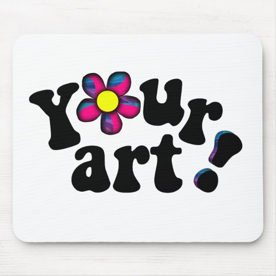 Create Your Own! Mouse Mat