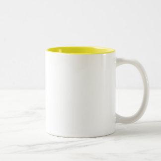 Create Your Own Two-Tone Mug