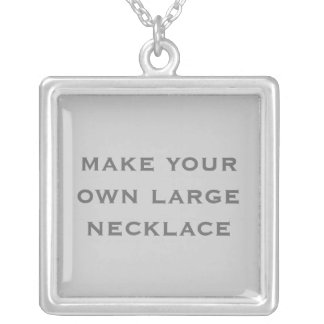 Create Your Own Pendants