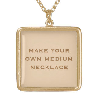 Create Your Own Custom Necklace