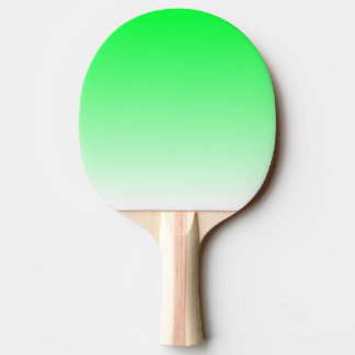 Create Your Own Ombre Background Ping Pong Paddle