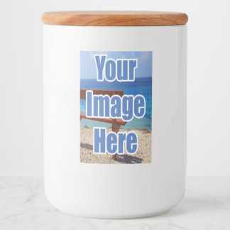 Create Your Own One Of A Kind Personalized Custom Food Label