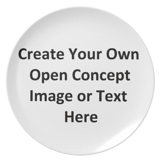 Create Your Own Open Concept Image or Text