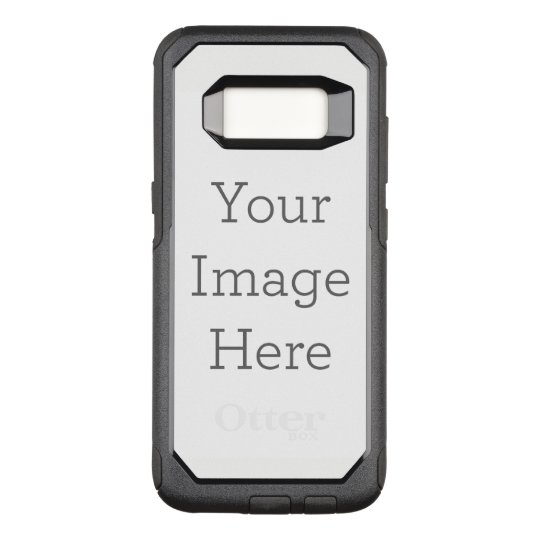 Custom OtterBox Samsung Galaxy S8 Commuter Series Case,