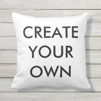 """Create Your Own Outdoor Throw Pillow 16"""" x 16"""""""