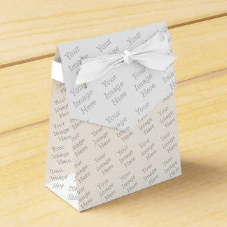 Create Your Own Party Favor Box