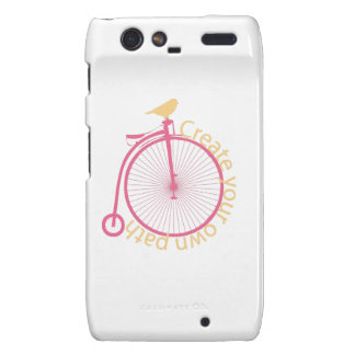 Create Your Own Path Motorola Droid RAZR Case
