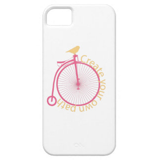 Create Your Own Path iPhone 5 Cover