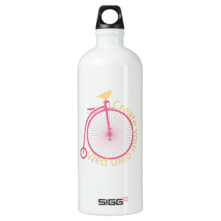 Create Your Own Path SIGG Traveller 1.0L Water Bottle