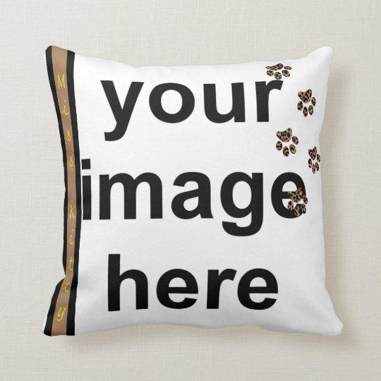 Create Your Own Paw Prints Custom Photo Pet