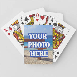 Create Your Own Personalized Custom Playing Cards