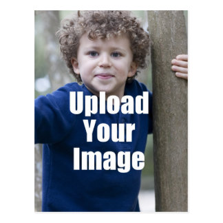 Create Your Own Personalized Photo Mug from Child Post Cards