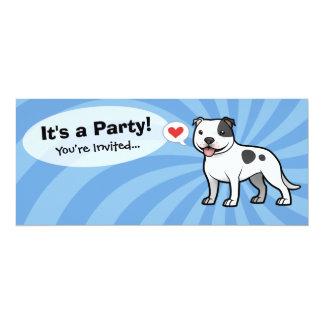 Create Your Own Pet 10 Cm X 24 Cm Invitation Card