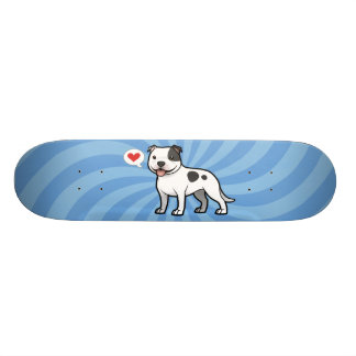 Create Your Own Pet 21.6 Cm Old School Skateboard Deck