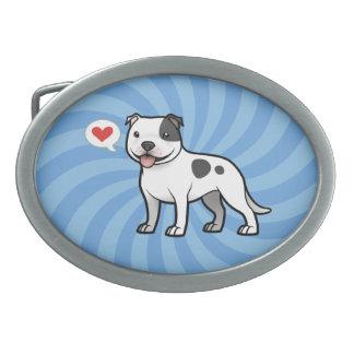 Create Your Own Pet Belt Buckle