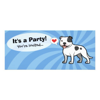 Create Your Own Pet Personalized Invites