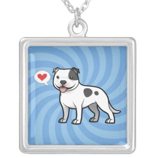 Create Your Own Pet Silver Plated Necklace