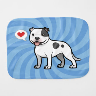 Create Your Own Pet Baby Burp Cloth