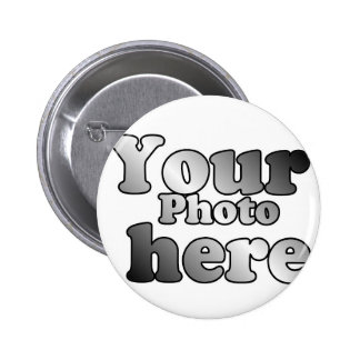 CREATE YOUR OWN PHOTO 6 CM ROUND BADGE