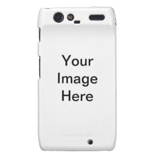 CREATE YOUR OWN PHOTO DROID RAZR COVERS