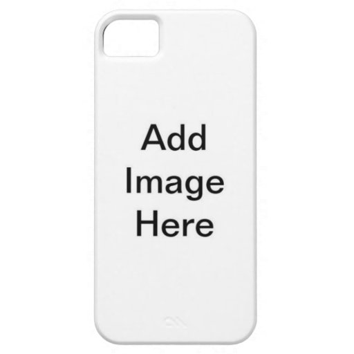 CREATE YOUR OWN PHOTO iPhone 5 COVER