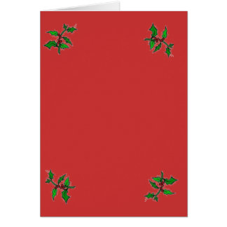 Create your own christmas cards invitations for Make your own singing christmas card