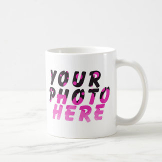 CREATE YOUR OWN PHOTO COFFEE MUGS