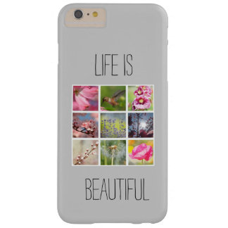 Create Your Own Photo Collage Barely There iPhone 6 Plus Case
