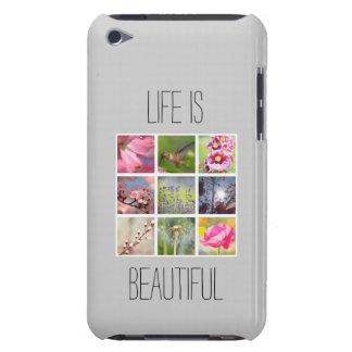 Create Your Own Photo Collage iPod Touch Case-Mate Case