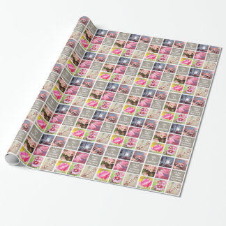 Create Your Own Photo Collage Inspirational Wrapping Paper